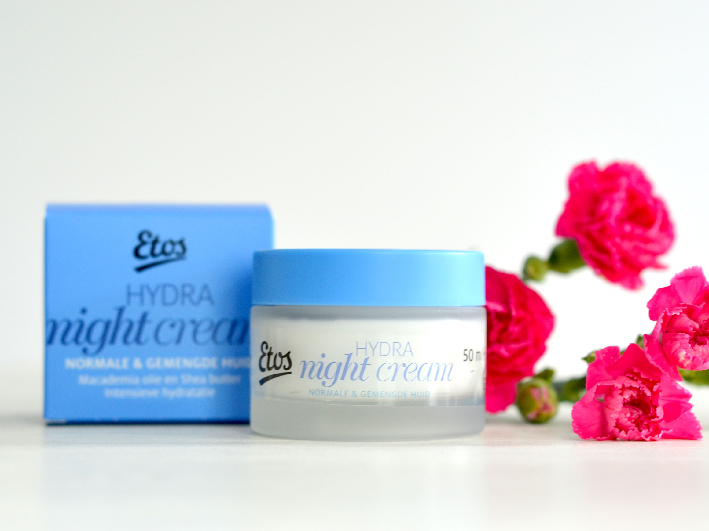 Fijne betaalbare skincare producten van Etos