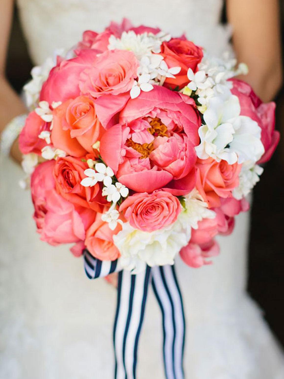 Onze bruiloft: Bloemen
