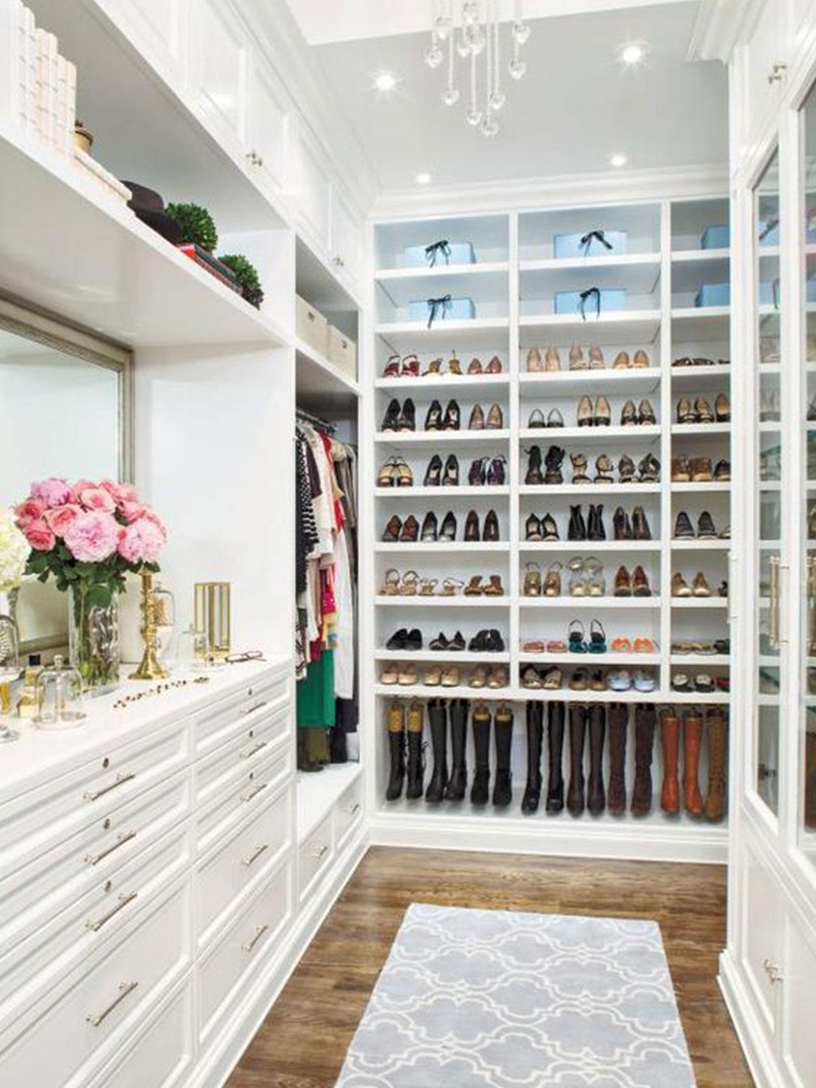 Organiseer je schoenen