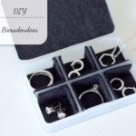 DIY: Sieradendoos voor op reis