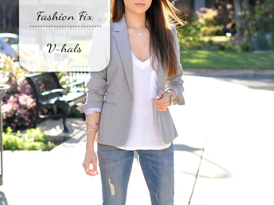 Fashion Fix: V-hals
