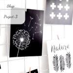 Shoptip: Leuke kaarten, posters en meer van Project-3