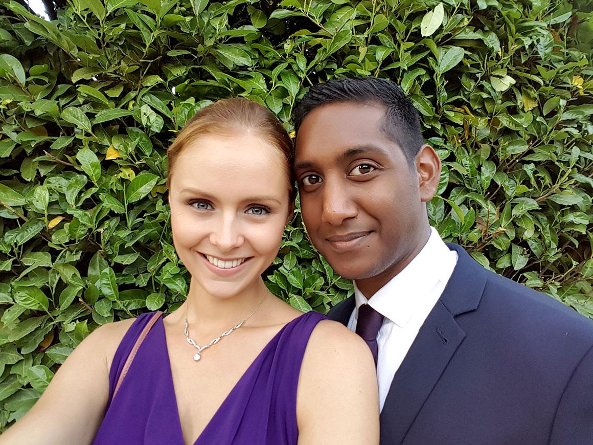 Dagboek: Rond onze eerste bruiloft