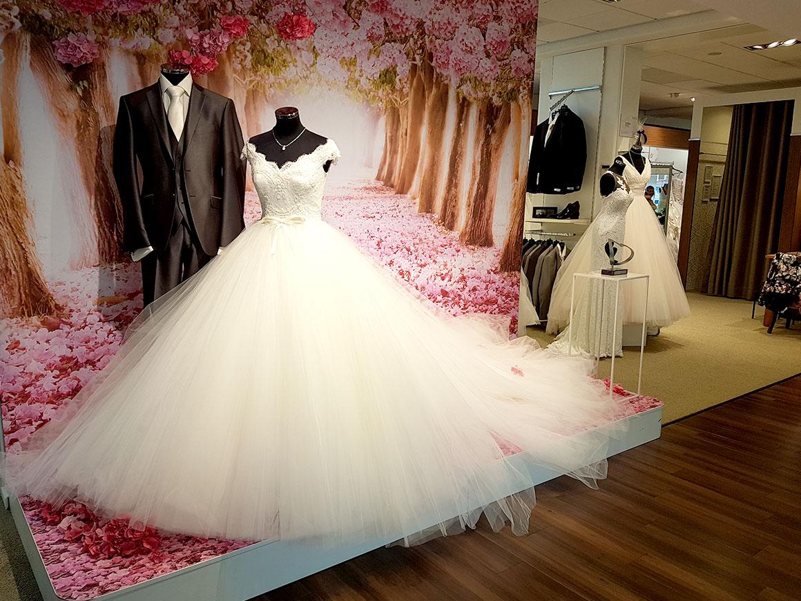 Dagboek: Mijn trouwjurk ophalen