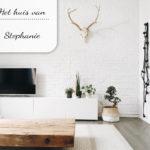 Binnenkijken bij Stephanie