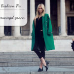 Fashion Fix: Smaragd groen
