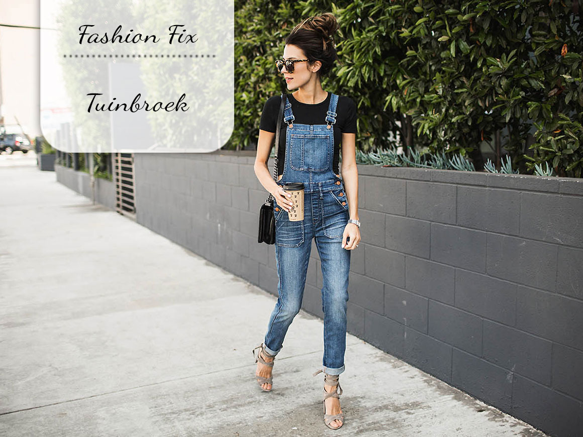 Fashion Fix: Tuinbroek
