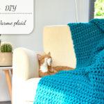 DIY: Warme plaid (voor nog geen €12)