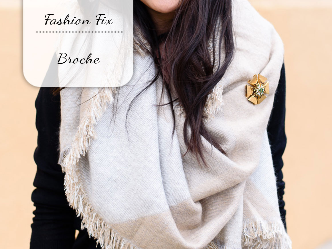 Fashion Fix: Broche
