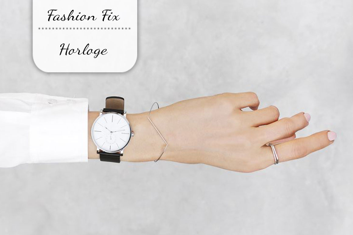 Fashion Fix: Horloge stylen