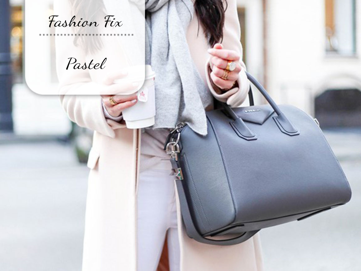 Fashion Fix: Pastel