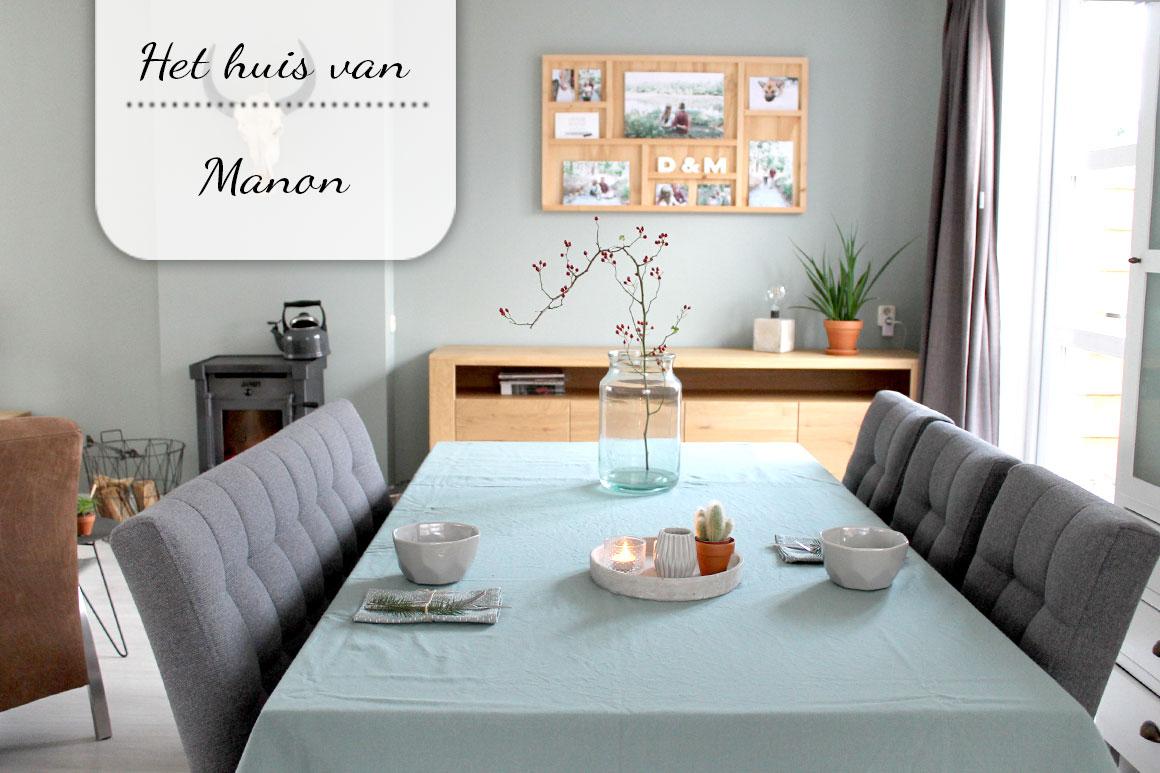 Binnenkijken bij Manon