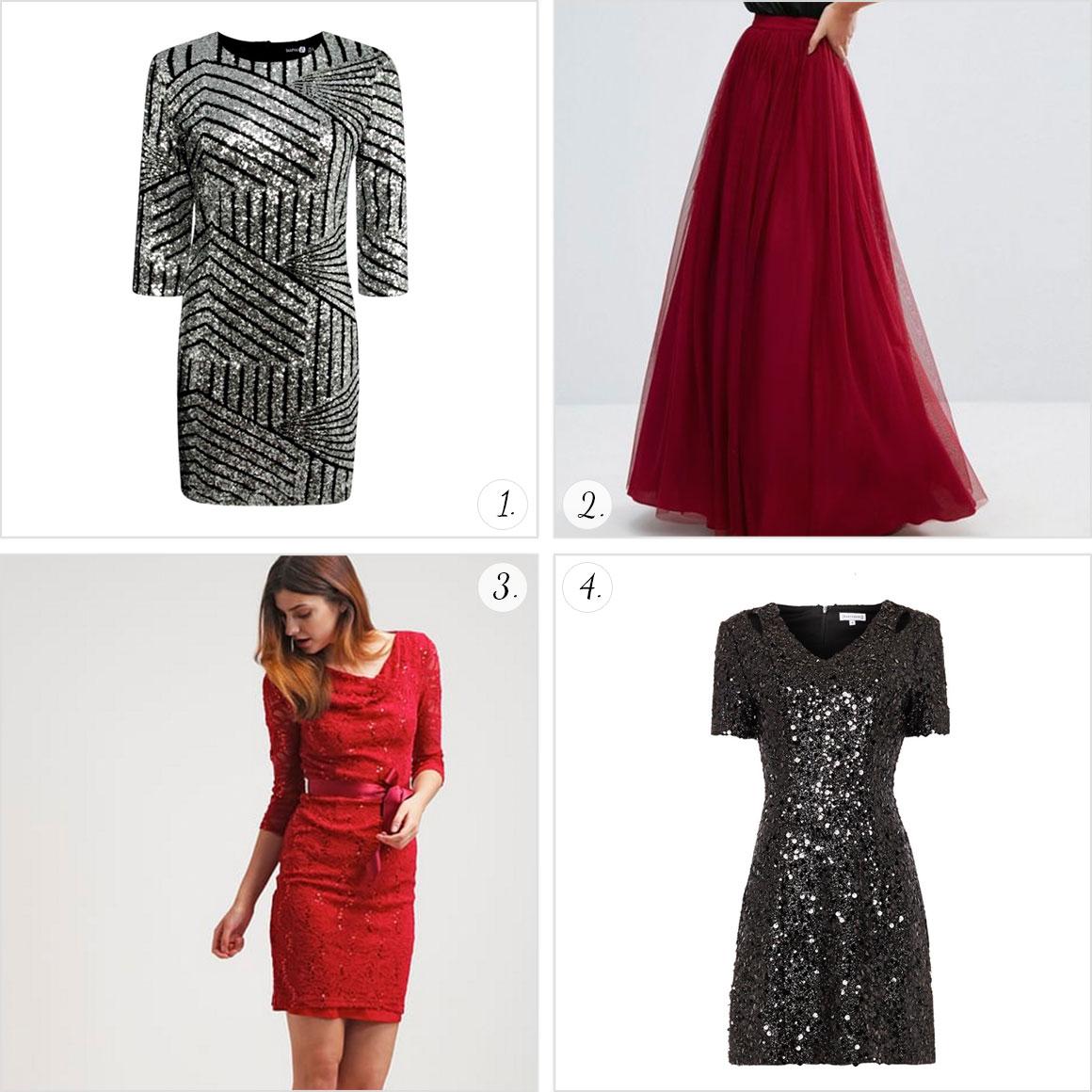 Fashion Fix: Kerstjurkjes