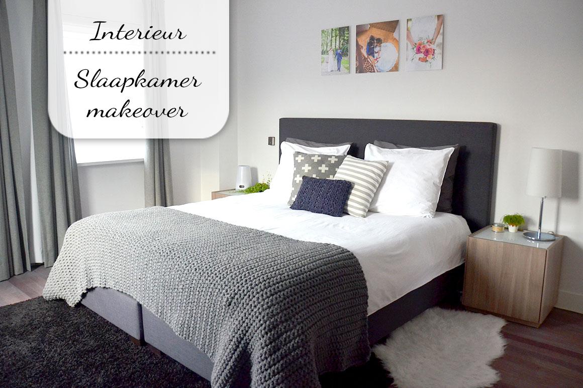 Slaapkamer mini-makeover - My Simply Special