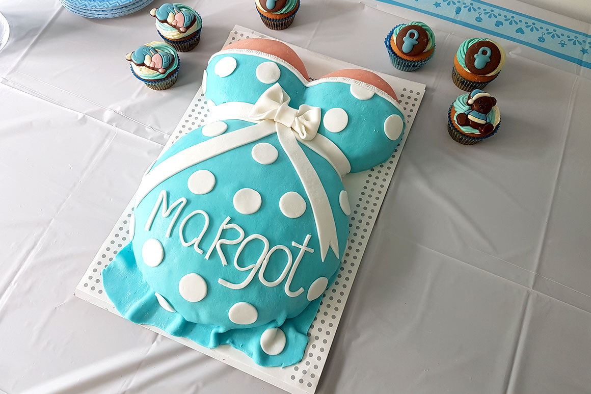 Dagboek: Babyshower