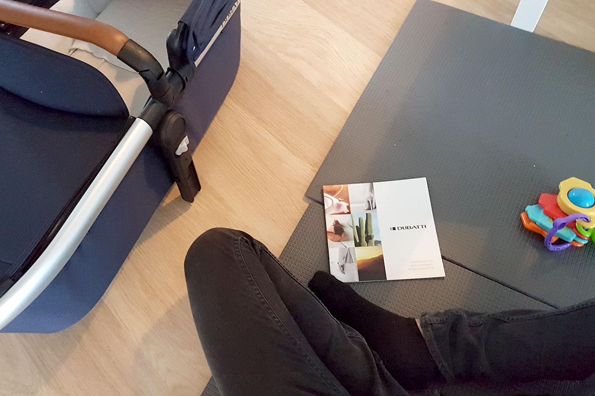 Dagboek: Inpakken & naar Loetje