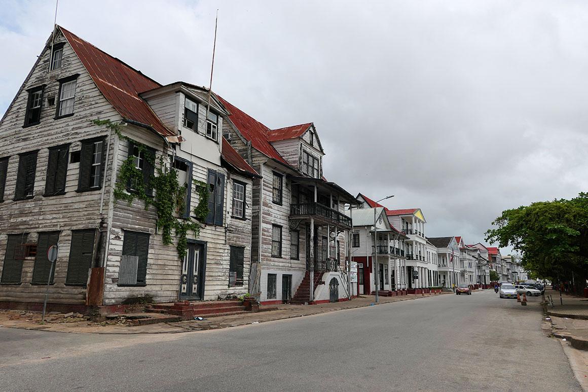 Dagboek: Op naar Suriname