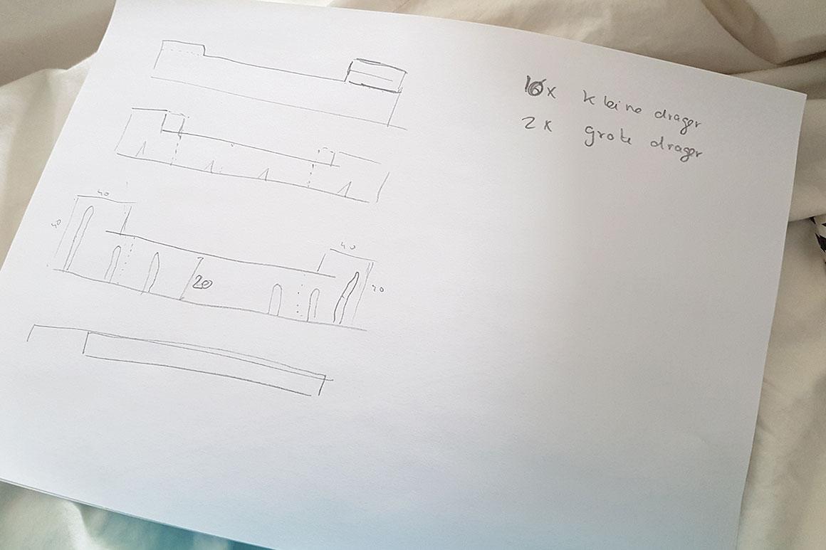Dagboek: Tuin ontwerpen