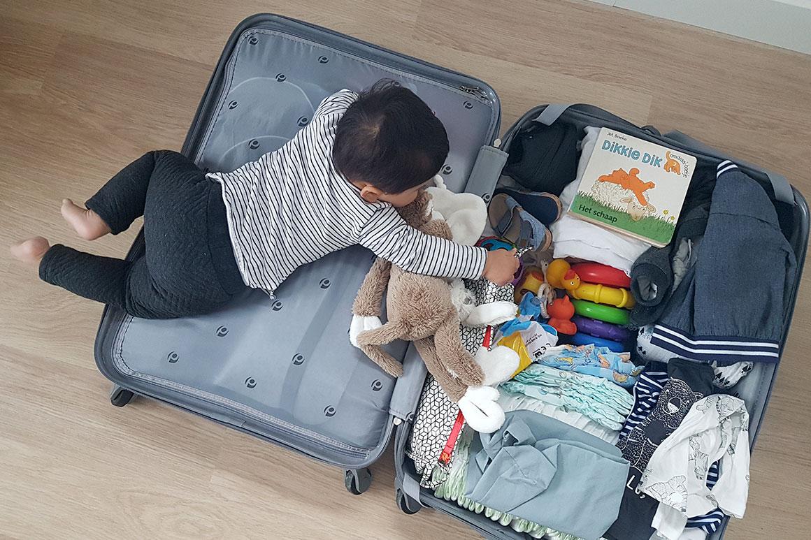 Dagboek: Mini-vakantie