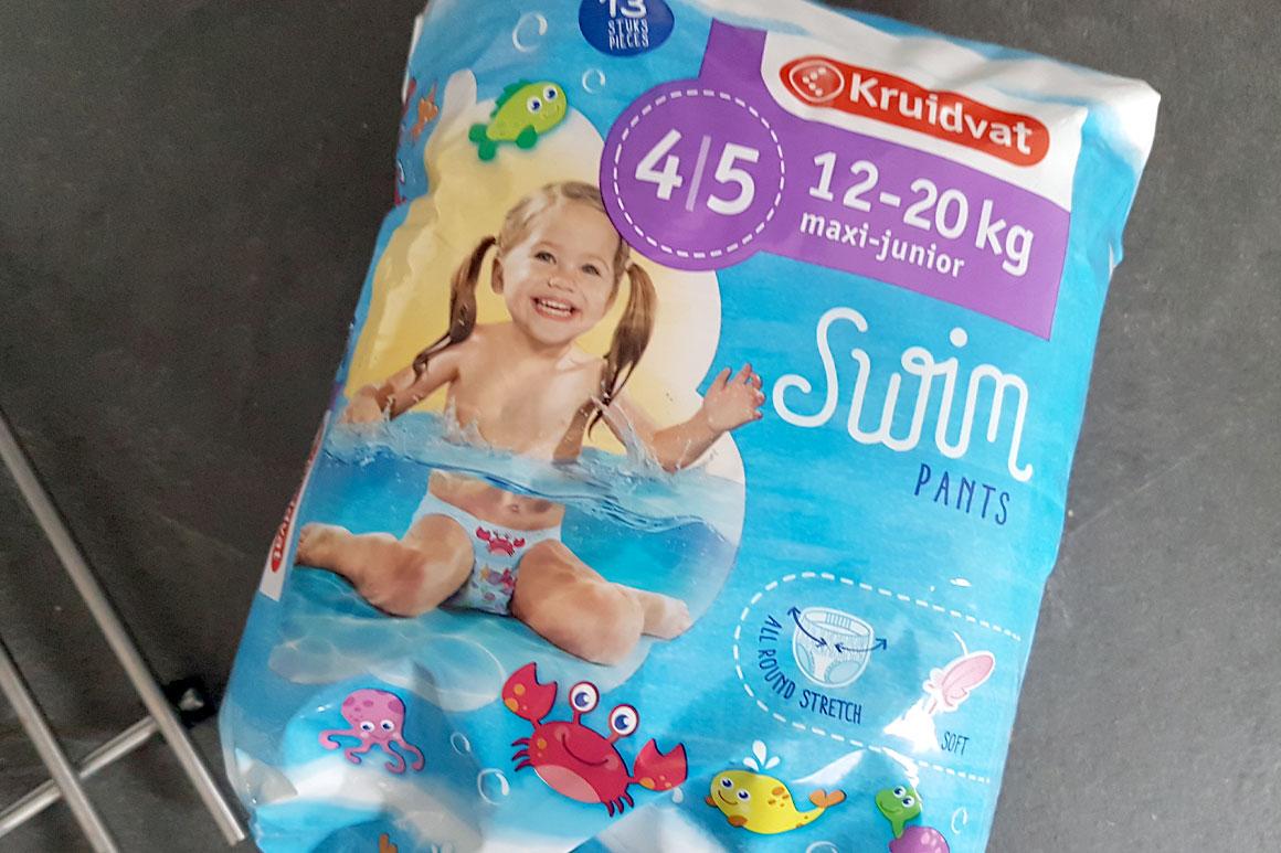 Dagboek: Naar het zwembad