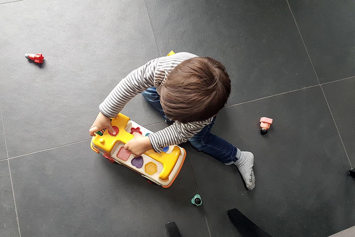 Dagboek: Babykamer schilderen