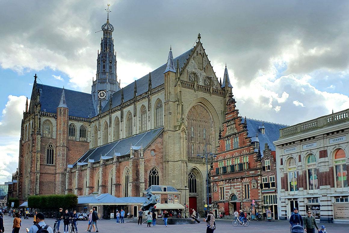Dagboek: Mijn verjaardag & dagje Haarlem