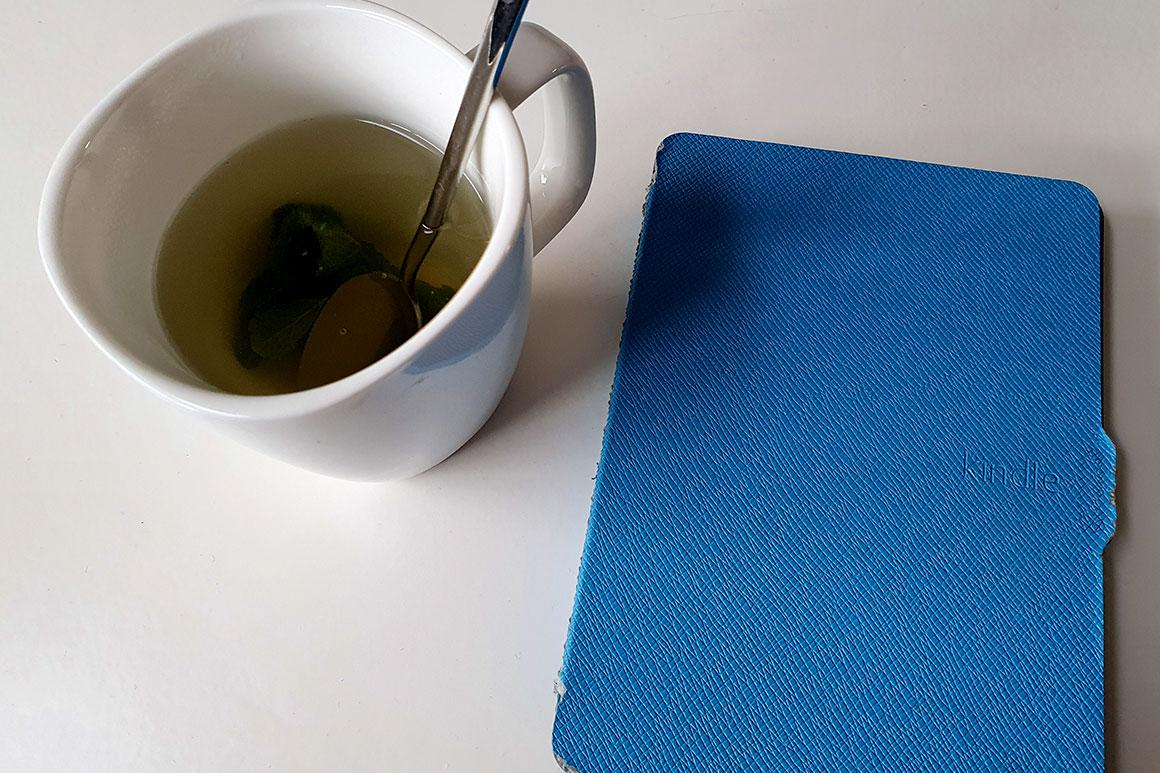 Dagboek: Op zoek naar behang