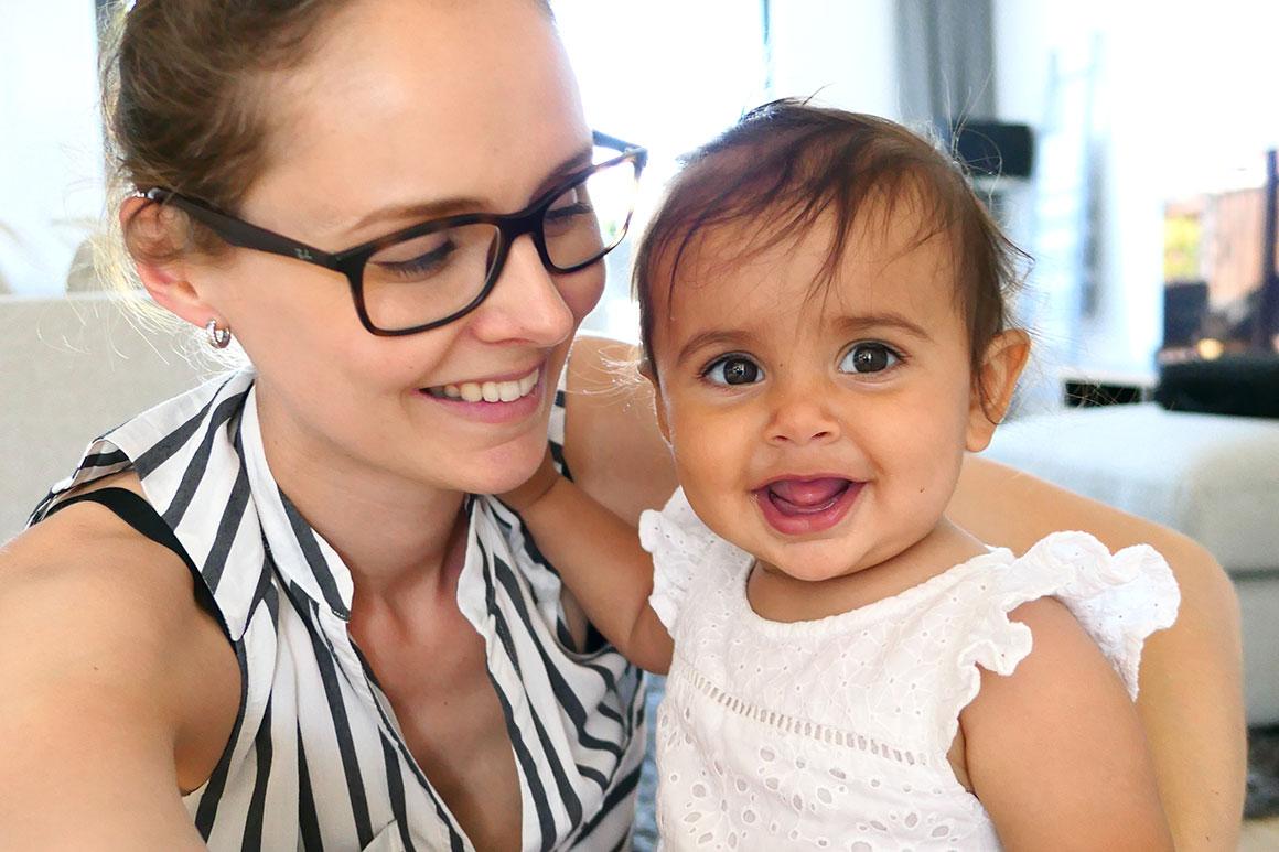 Dagboek: Cakesmash & babyspullen opruimen