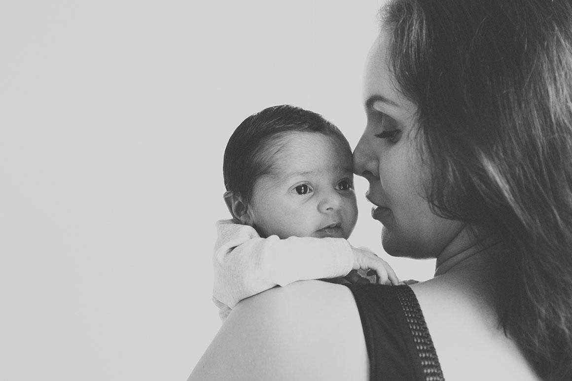 Baby update #17: Newborn & family shoot