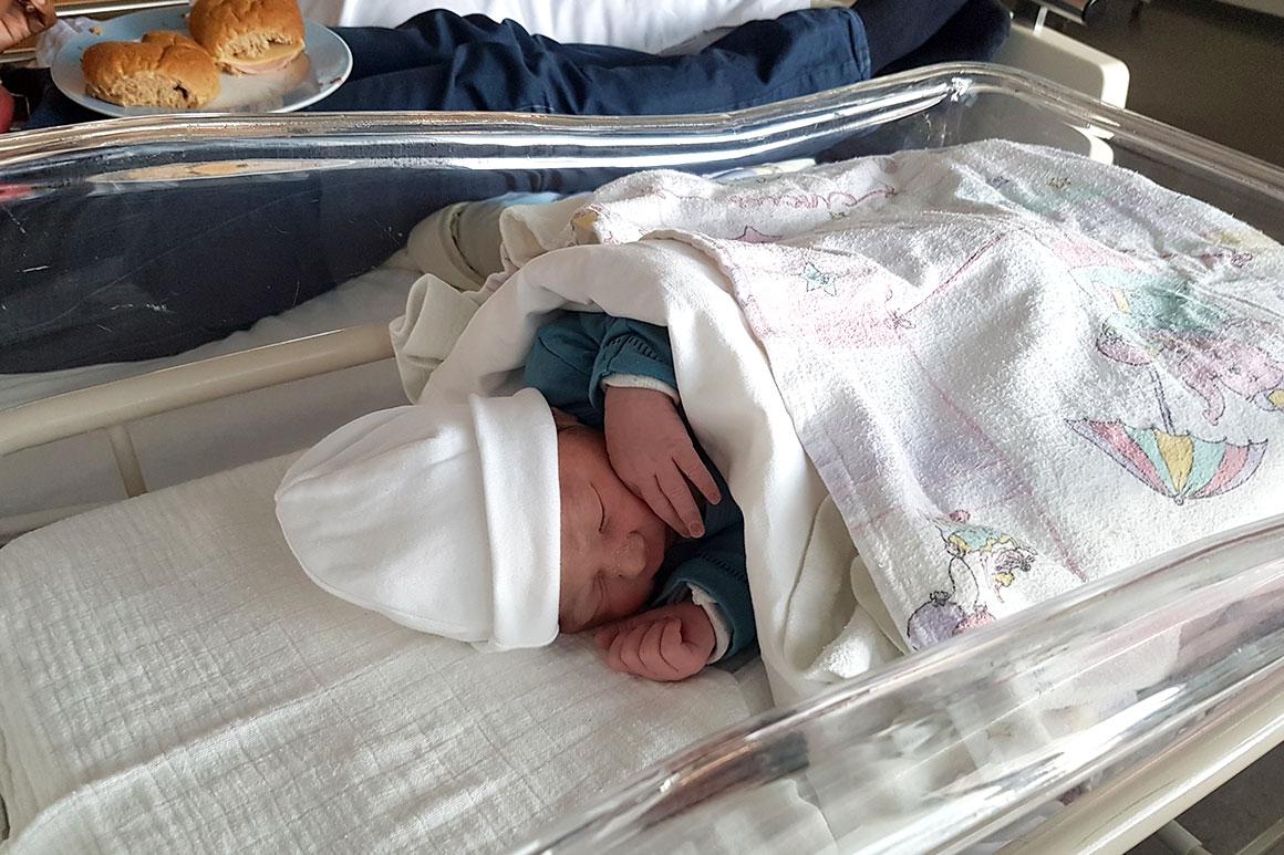 Baby update #2: De kraamweek