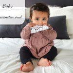 Baby update #22: Negen maanden oud
