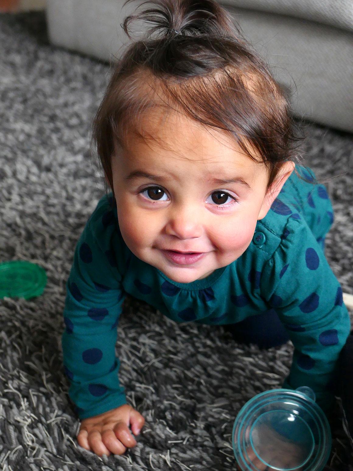 Baby update #23: 1 jaar oud