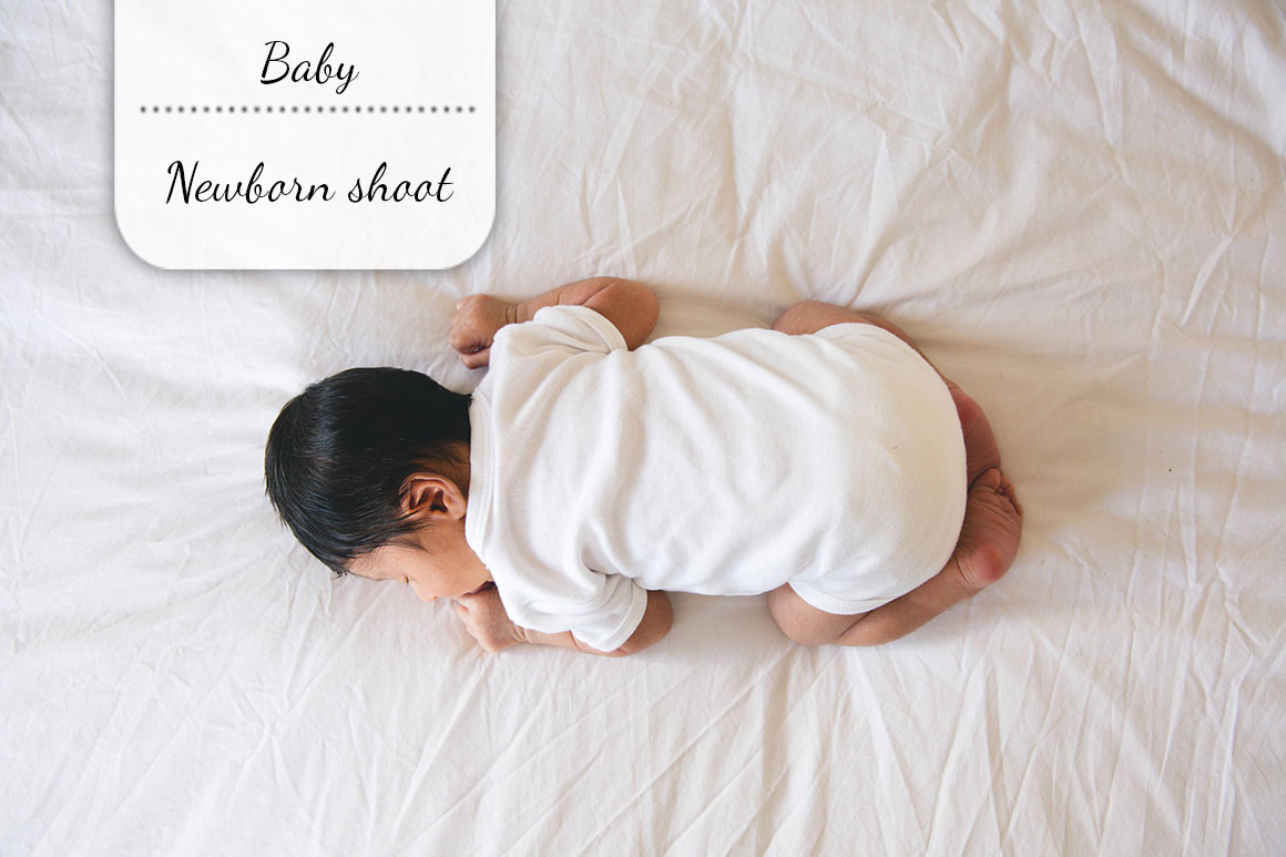 Baby update #4: Newborn shoot