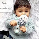 Baby update #7: Vier maanden oud