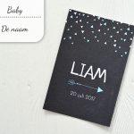 Baby update #8: De naam van Liam