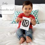 Babyupdate #11: 10 maanden oud
