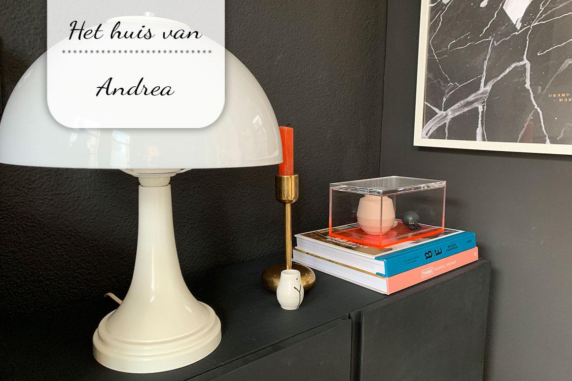 Binnenkijken bij Andrea