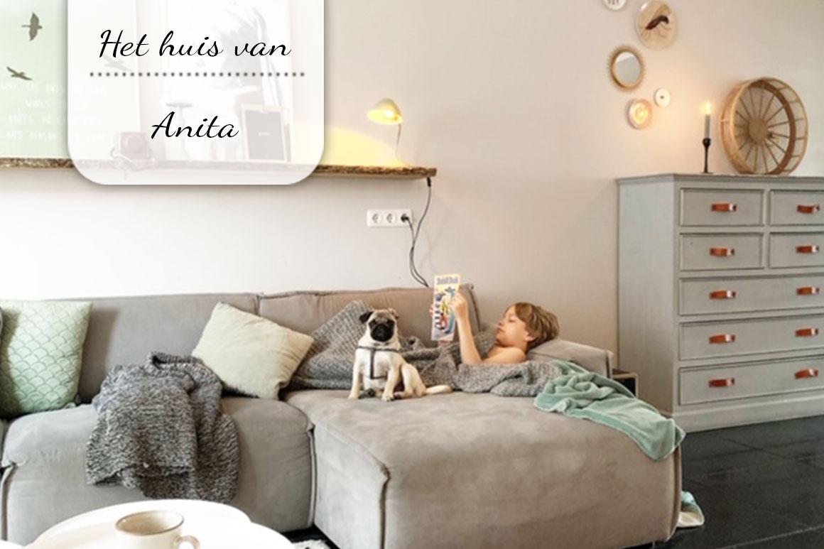 Binnenkijken bij Anita