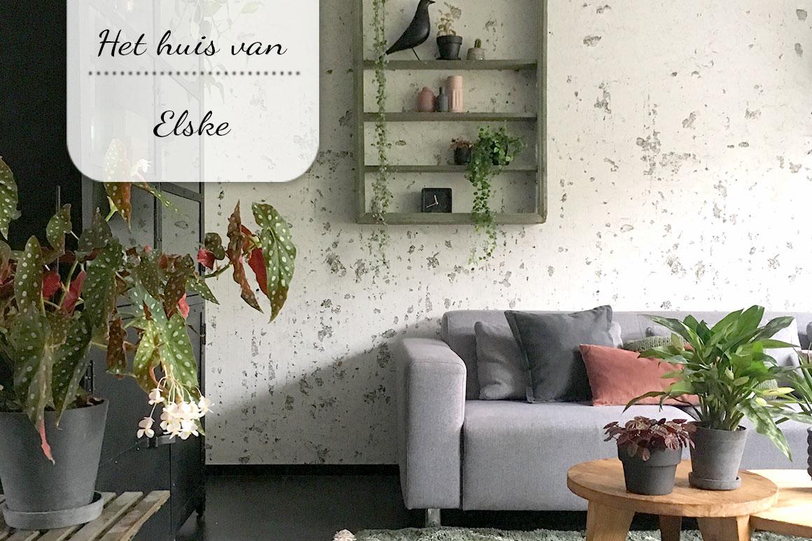 Binnenkijken bij Elske