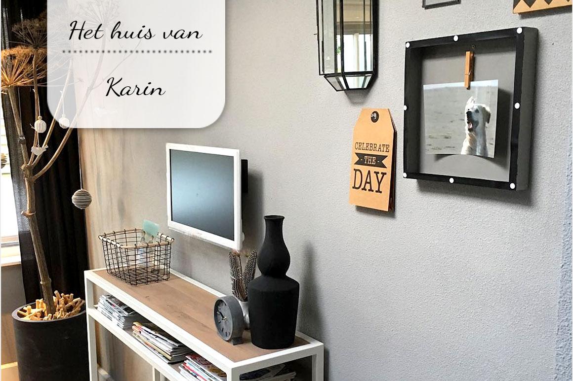 Binnenkijken bij Karin