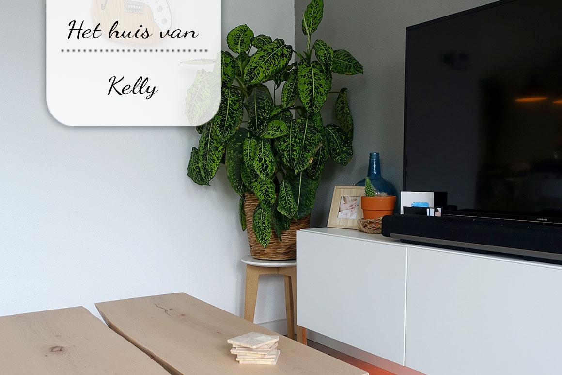 Binnenkijken bij Kelly