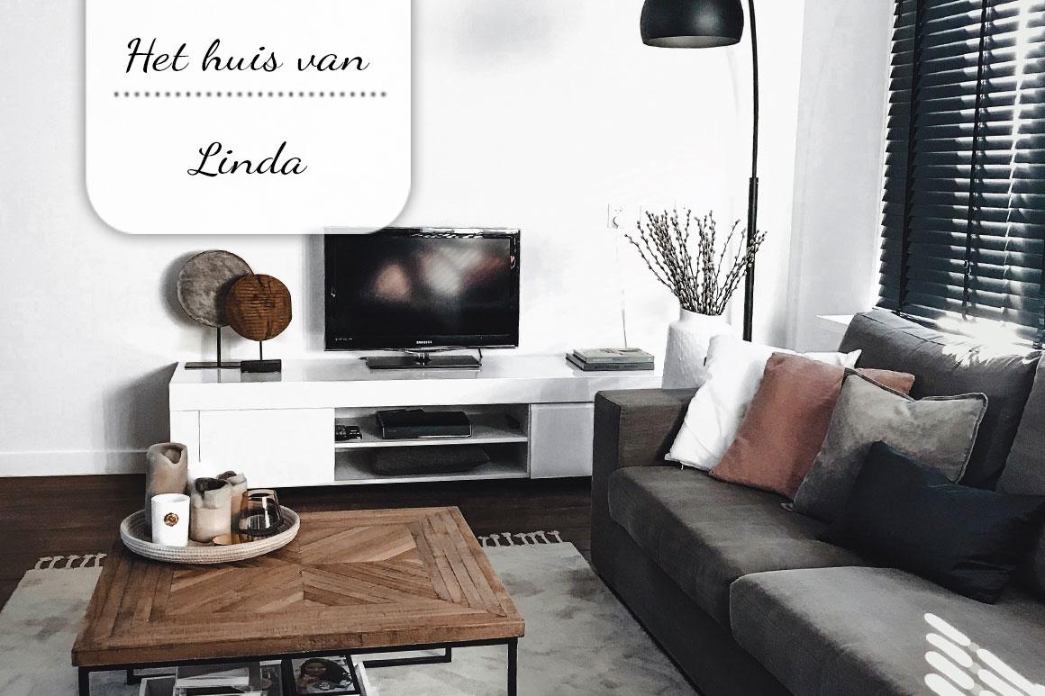 Binnenkijken bij Linda