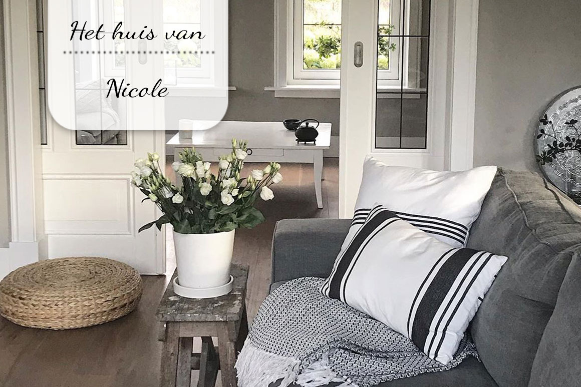 Binnenkijken bij Nicole