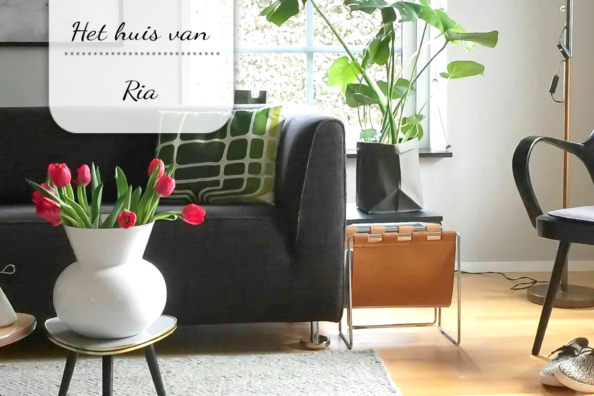 Binnenkijken bij Ria
