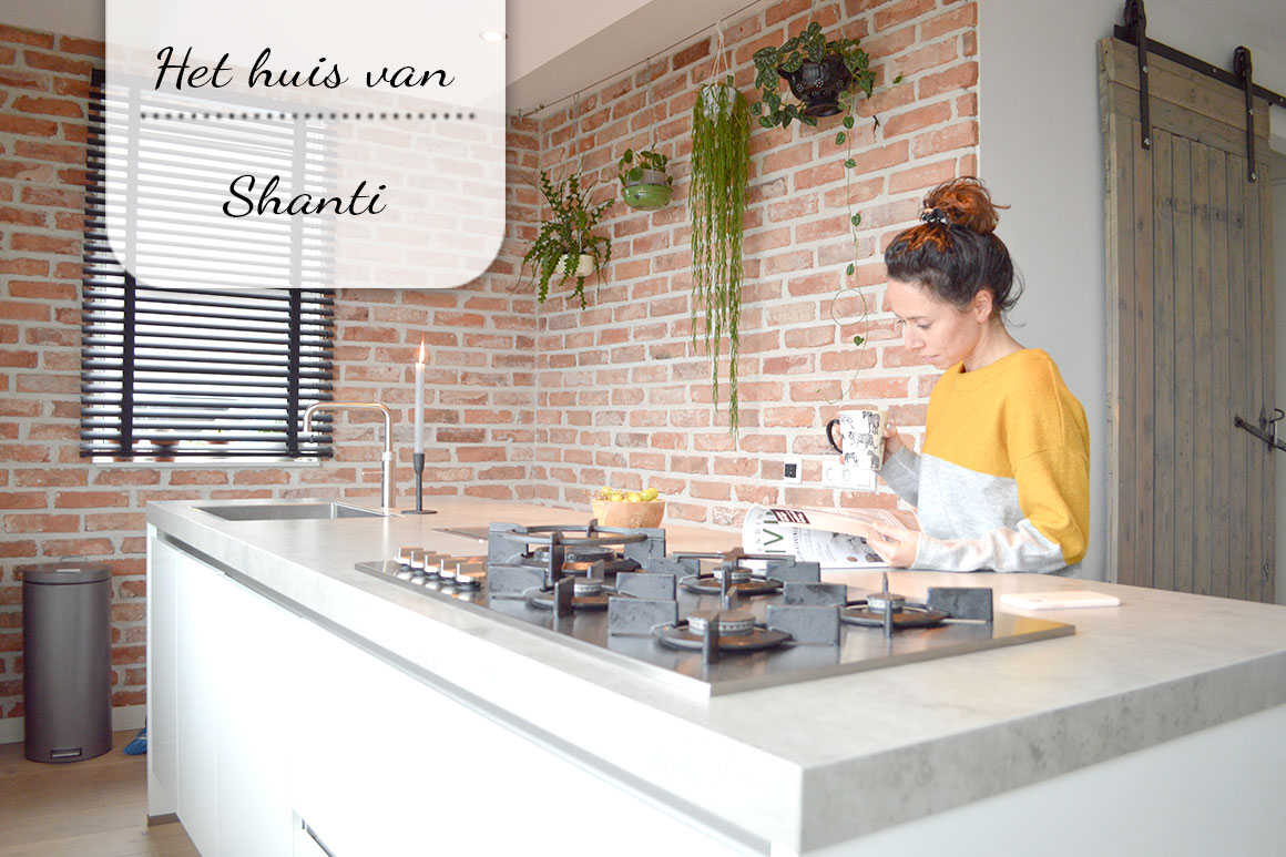 Binnenkijken bij Shanti