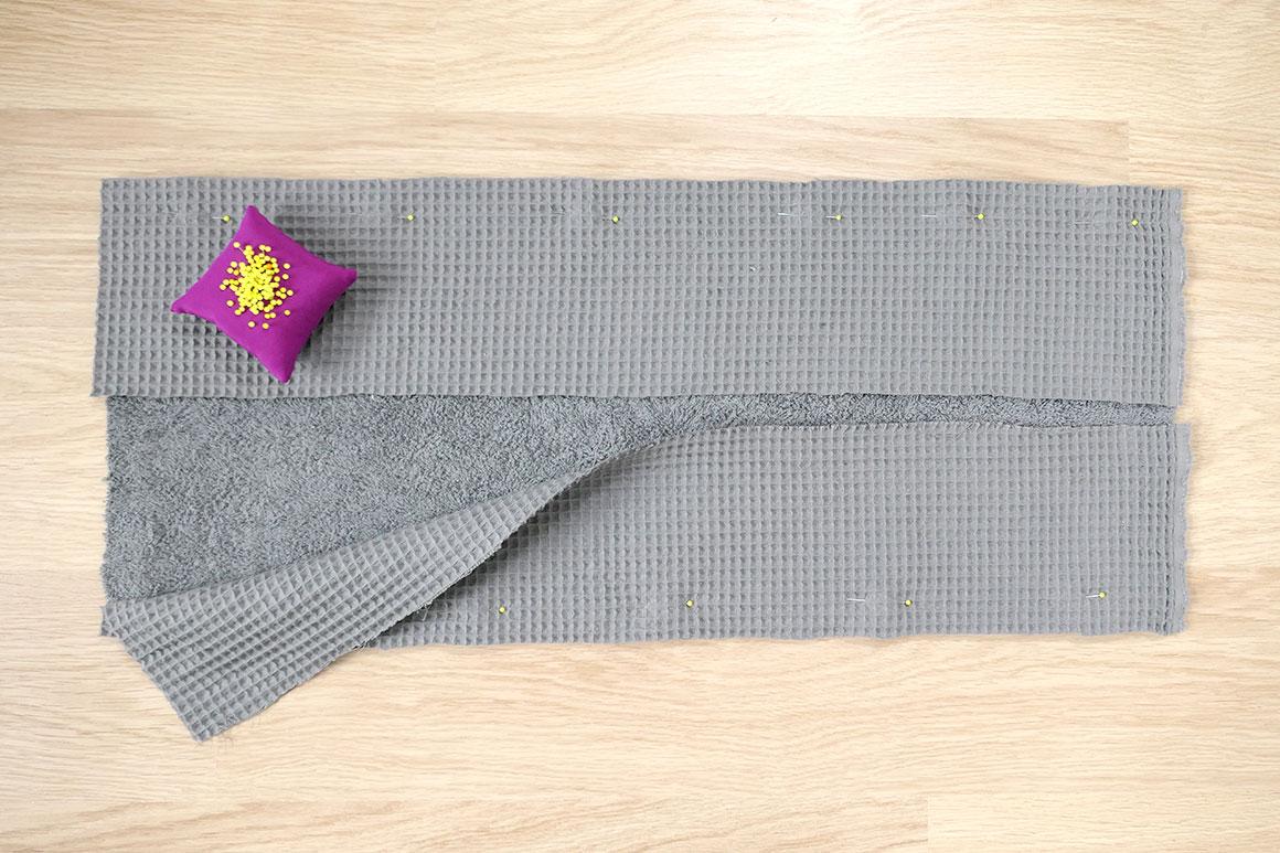DIY: Aankleedkussenhoes