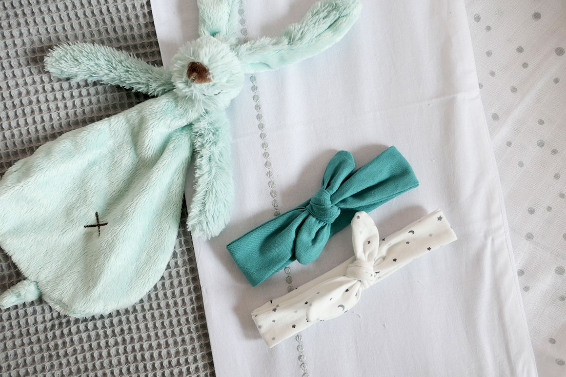 DIY: Baby haarbandjes