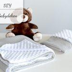 DIY: Babydeken (zo zacht!)