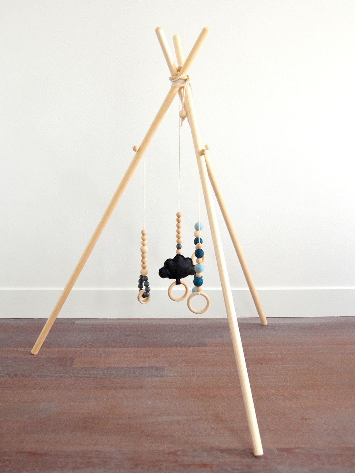 DIY: Babygym