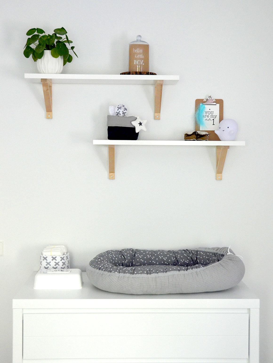 DIY: Babynestje